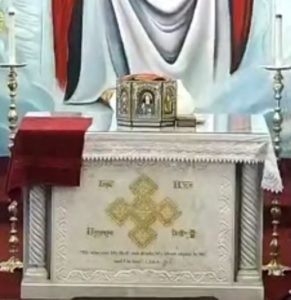 Divine Liturgy (reservation required) @ St. Mina & St. Kyrillos Coptic Orthodox Church