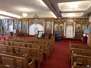 General Arabic Meeting For Adults (الإجتماع العام) @ St. Mina & St. Kyrillos Coptic Orthodox Church