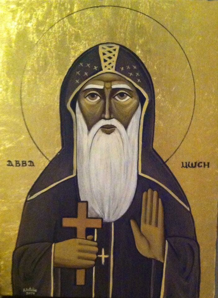 The Feast of St. Moses The Strong