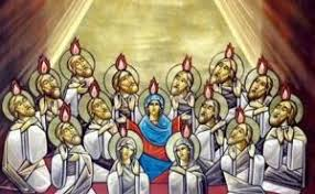 Blessed Feast of the Pentecost (Major Feast of The Lord)