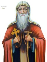 The Departure of St Shenouda the Archimandrite