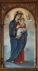 The Departure of Virgin Mary Mother of God
